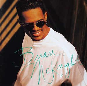 Album  Cover Brian Mcknight - Brian Mcknight on MOTOWN Records from 1992