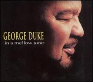 Front Cover Album George Duke - In A Mellow Tone