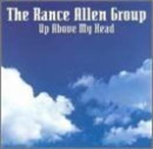 Album  Cover Rance Allen - Up Above My Head on STAX Records from 1995
