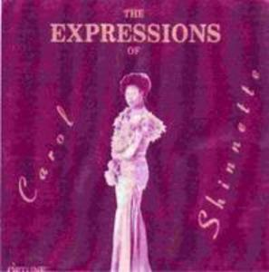 Album  Cover Carol Shinnette - The Expressions Of Carol on OPTUNE Records from 1986