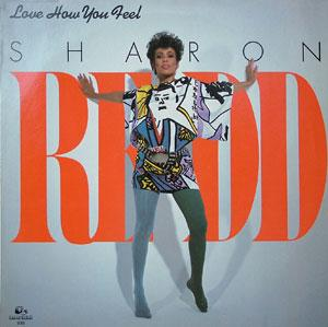 Album  Cover Sharon Redd - Love How You Feel on PRELUDE Records from 1983