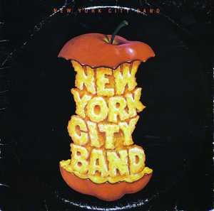 Album  Cover New York City Band - New York City Band on A.I.R. Records from 1979