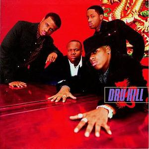 Album  Cover Dru Hill - Dru Hill on ISLAND Records from 1996