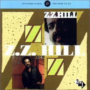 Album  Cover Z.z. Hill - Z Z Hill on MALACO Records from 1981
