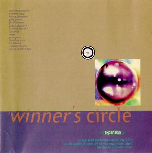 Album  Cover Various Artists - Winner's Circle on EXPANSION Records from 1993