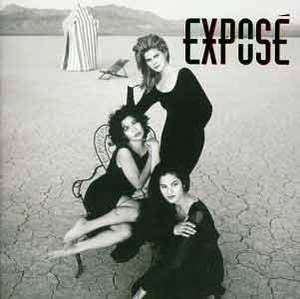 Album  Cover Expose - Expose on ARISTA Records from 1992