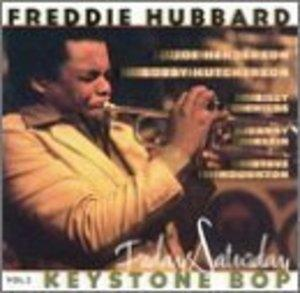 Album  Cover Freddie Hubbard - Keystone Bop on FANTASY Records from 1982