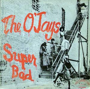 Album  Cover The O'jays - Super Bad on TRIP Records from 1971