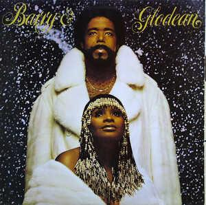 Front Cover Album Barry White - Barry And Glodean