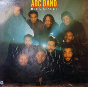 Album  Cover Adc Band - Renaissance on COTILLION (ATLANTIC RECORDING) Records from 1980