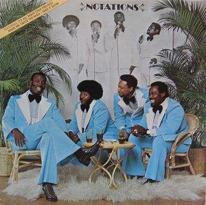 Album  Cover The Notations - Notations on GEMIGO Records from 1976