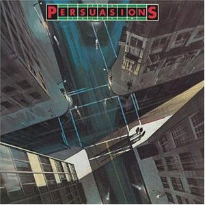 Album  Cover The Persuasions - Chirpin' on ELEKTRA Records from 1977