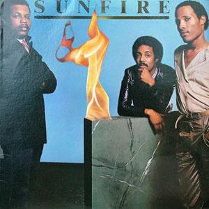 Album  Cover Sunfire - Sunfire on WARNER BROS. Records from 1982