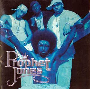 Album  Cover Prophet Jones - Prophet Jones on  Records from 1998