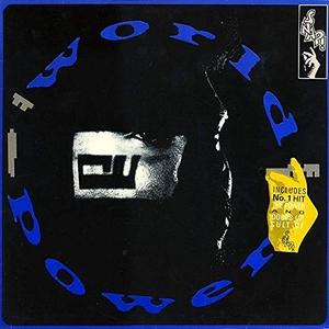 Album  Cover Snap - World Power on LOGIC Records from 1990