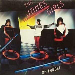 Front Cover Album The Jones Girls - On Target  | funkytowngrooves usa records | FTG-259 | US