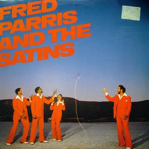 Front Cover Album Fred Parris And The Sattins - Fred Parris And The Sattins