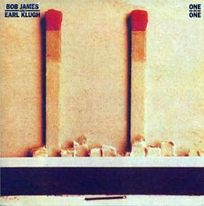 Front Cover Album Bob James - One On One