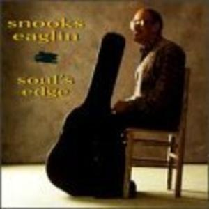 Album  Cover Snooks Eaglin - Soul's Edge on BLACK TOP Records from 1995
