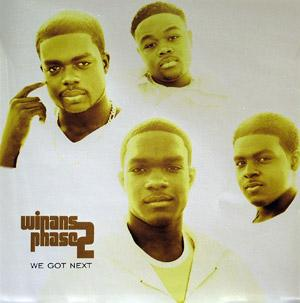 Album  Cover The Winans - We Got Next on EPIC Records from 1999