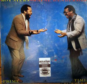Album  Cover Roy Ayers - Prime Time on POLYDOR (POLYGRAM) Records from 1980