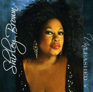 Album  Cover Shirley Brown - Unleashed on MALACO Records from 2009