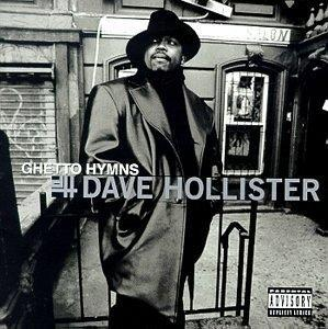Album  Cover Dave Hollister - Ghetto Hymns on DREAMWORKS Records from 1999
