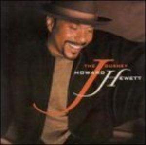 Album  Cover Howard Hewett - The Journey on SONY Records from 2001