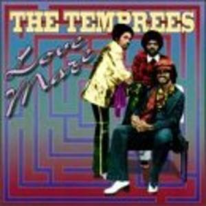Album  Cover The Temprees - Love Maze on STAX Records from 1975