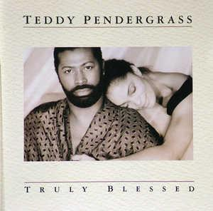 Album  Cover Teddy Pendergrass - Truly Blessed on ELEKTRA Records from 1990