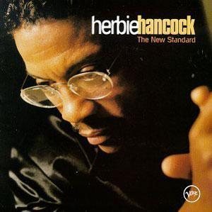 Album  Cover Herbie Hancock - New Standard on VERVE Records from 1995