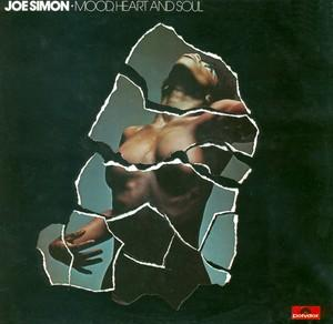 Album  Cover Joe Simon - Mood, Heart And Soul on SPRING Records from 1974
