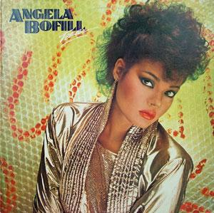 Album  Cover Angela Bofill - Teaser on ARISTA Records from 1983