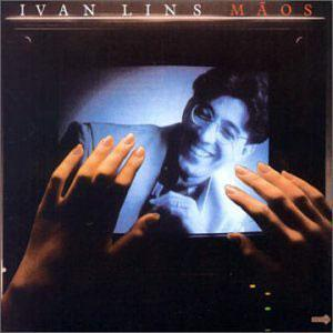 Album  Cover Ivan Lins - Maos on POLYGRAM Records from 1987