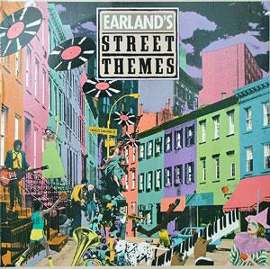 Front Cover Album Charles Earland - Earland's Street Themes
