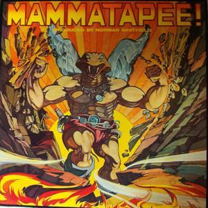Album  Cover Mammatapee - Mammatapee on WHITFIELD Records from 1980