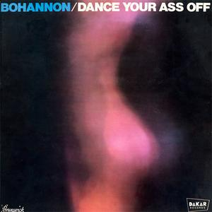 Album  Cover Hamilton Bohannon - Dance Your Ass Off on DAKAR Records from 1976