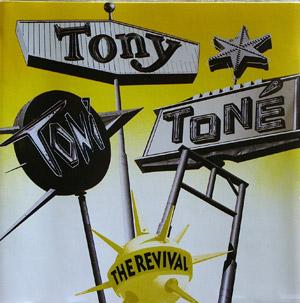 Album  Cover Tony! Toni! Tone! - The Revival on WING Records from 1990
