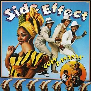 Album  Cover Side Effect - Goin' Bananas on FANTASY Records from 1977