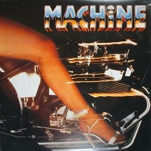 Album  Cover Machine - Machine on RCA Records from 1979