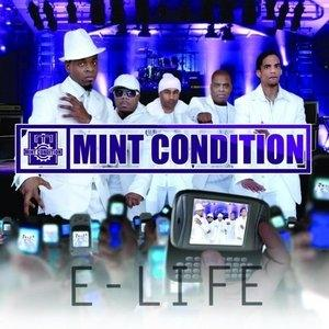Album  Cover Mint Condition - E-life on  Records from 2008