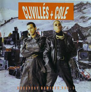 Album  Cover Clivilles & Cole - Greatest Remixes Volume 1 on COLUMBIA Records from 1992