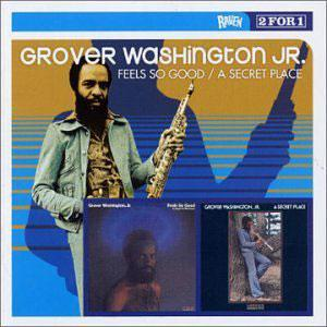 Album  Cover Grover Washington Jr - A Secret Place on KUDU Records from 1976