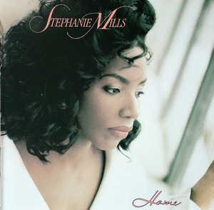 Album  Cover Stephanie Mills - Home on MCA Records from 1989