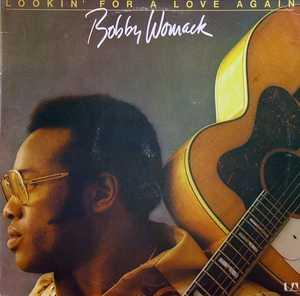 Album  Cover Bobby Womack - Looking For A Love Again on UNITED ARTISTS Records from 1974