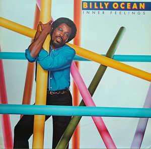 Album  Cover Billy Ocean - Inner Feelings on EPIC (CBS) Records from 1982