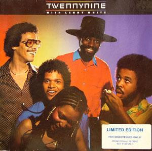 Album  Cover Twennynine Featuring Lenny White - Twennynine With Lenny White on ELEKTRA Records from 1980