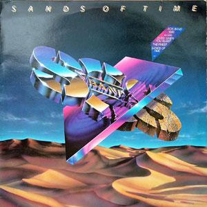 Album  Cover The S.o.s. Band - Sands Of Time on TABU Records from 1986