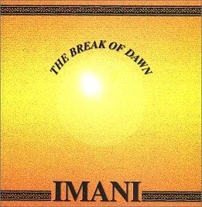 Album  Cover Imani - The Break Of Dawn  on HOT LIPS Records from 2001