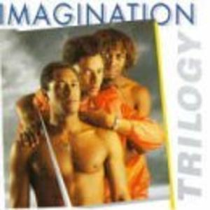 Album  Cover Imagination - Trilogy on IMPORT Records from 1998